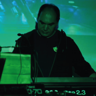 SynthFest - Participant - David Perbal