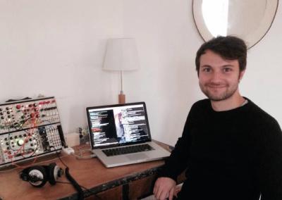 SynthFest - Participant - Matthias-Puech