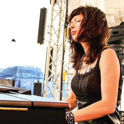 SynthFest - Participant - Vika Yermolyeva
