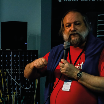 SynthFest - Participant - Yves Usson
