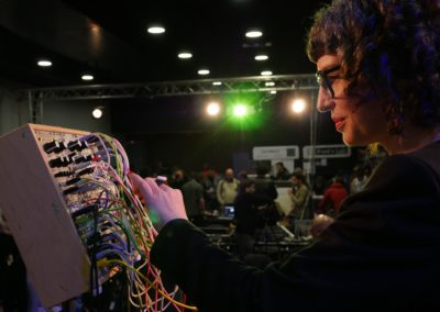 SynthFest France - Coralie Ehinger