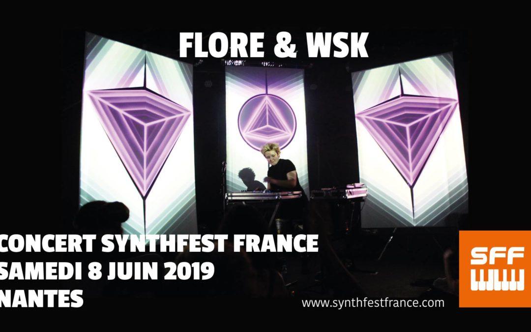 Concert Flore & WSK