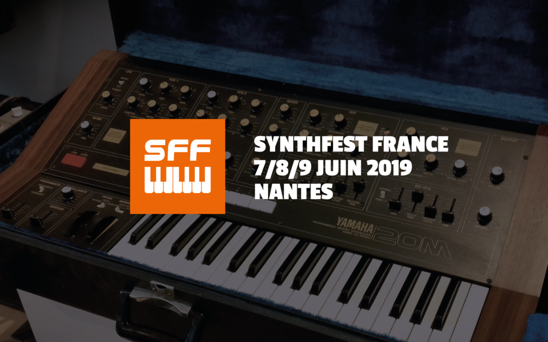 SynthFest – Fiche info