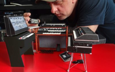Des « tiny machines » au SynthFest !