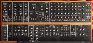 SynthFest France - Yves Usson - PPG-100 modulaire