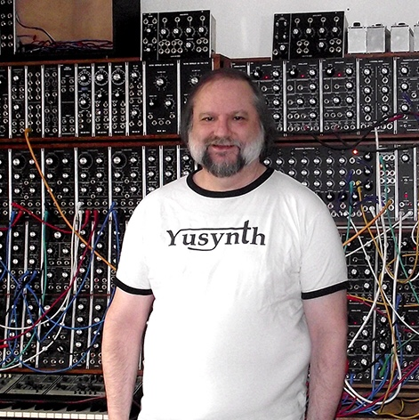 SynthFest France - Yves Usson