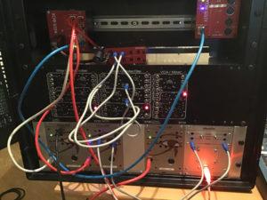 SynthFest France - iModular - Setup