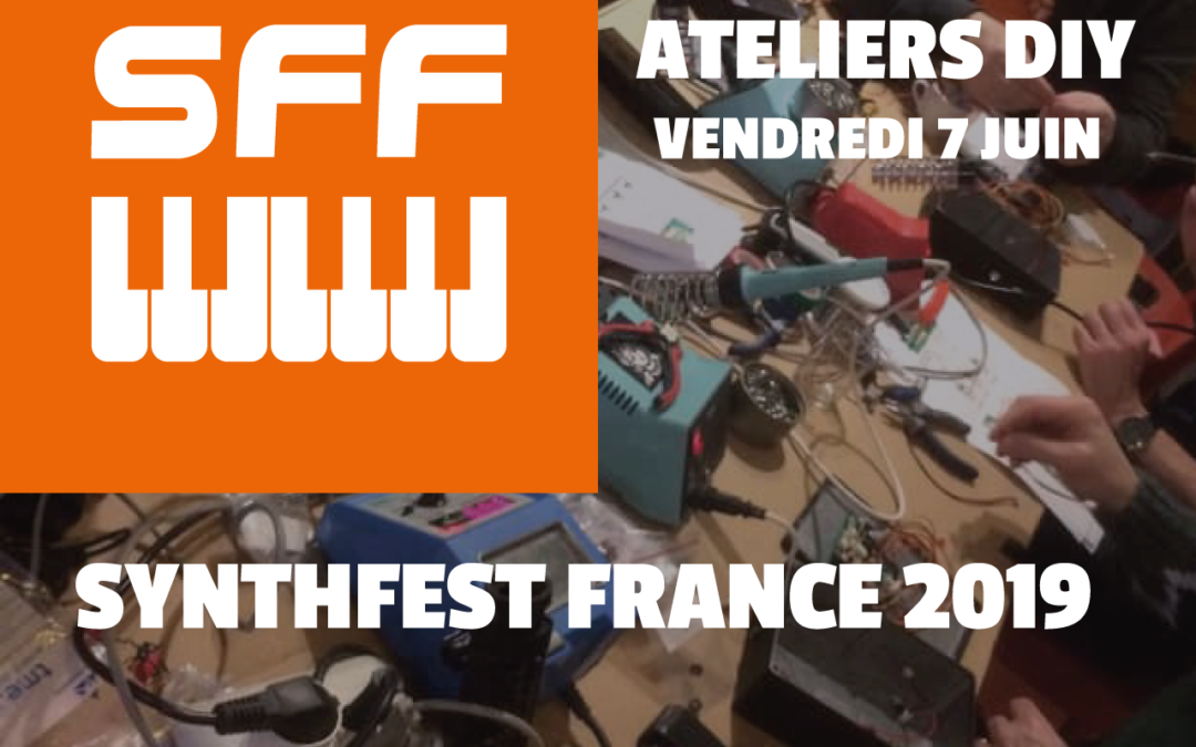 SynthFest 2019 - DIY