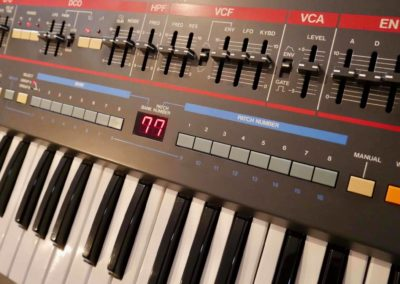 Synthfest 2020 - Tombola Vintage - Roland JUNO-106
