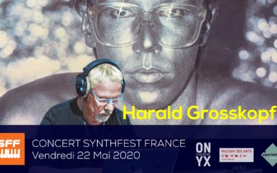 Concert Harald Grosskopf