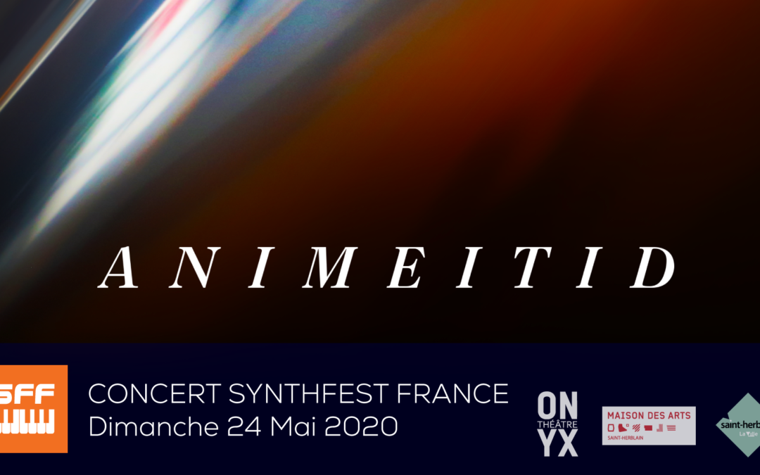 SynthFest France - Animeitid