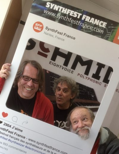 SynthFest France 2019 #synthfest #selfie #facebook #instagram #twitter