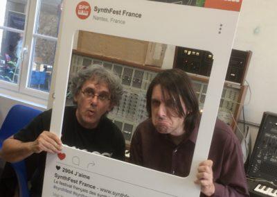 SynthFest France 2019 #synthfest #selfie #facebook #instagram #twitter