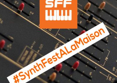 SynthFest France 2020 #ALaMaison