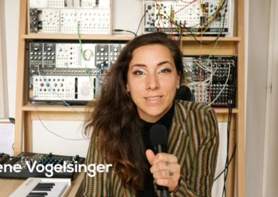 SynthFest 2020 - Hélène Vogelsinger