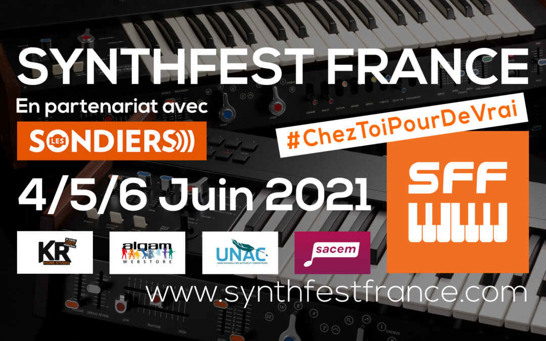 SynthFest 2021 – New dates