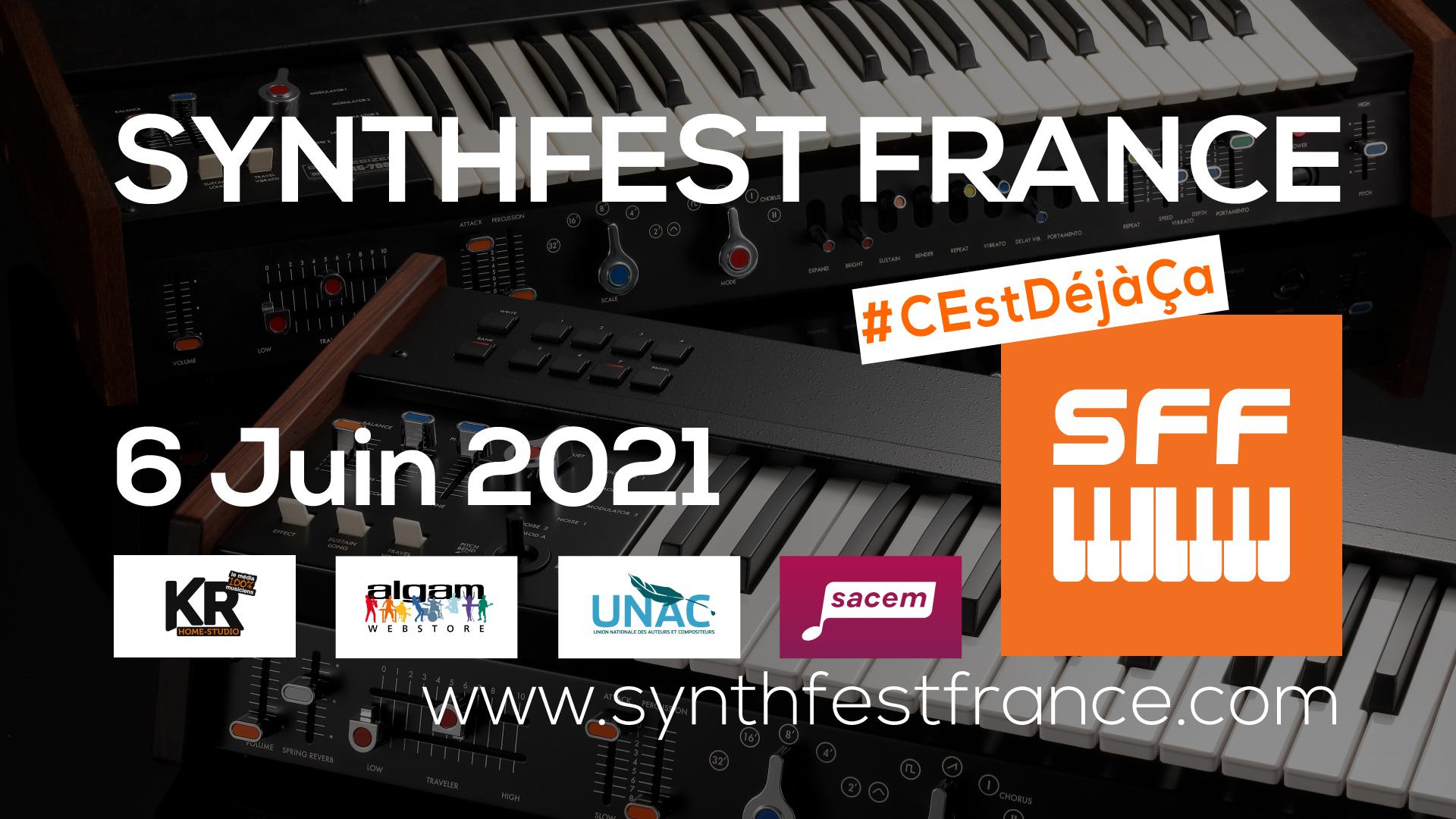 SynthFest 2021 #CEstDéjàÇa