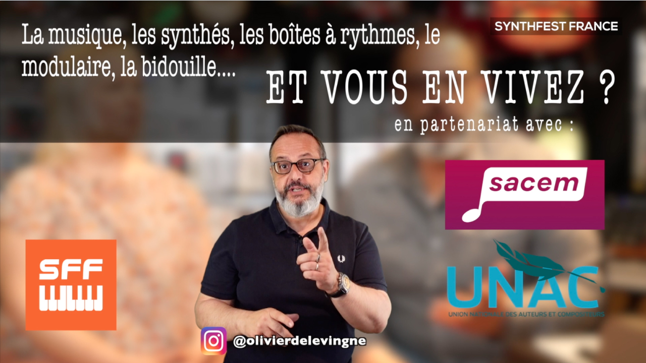 Synthfest France 2021